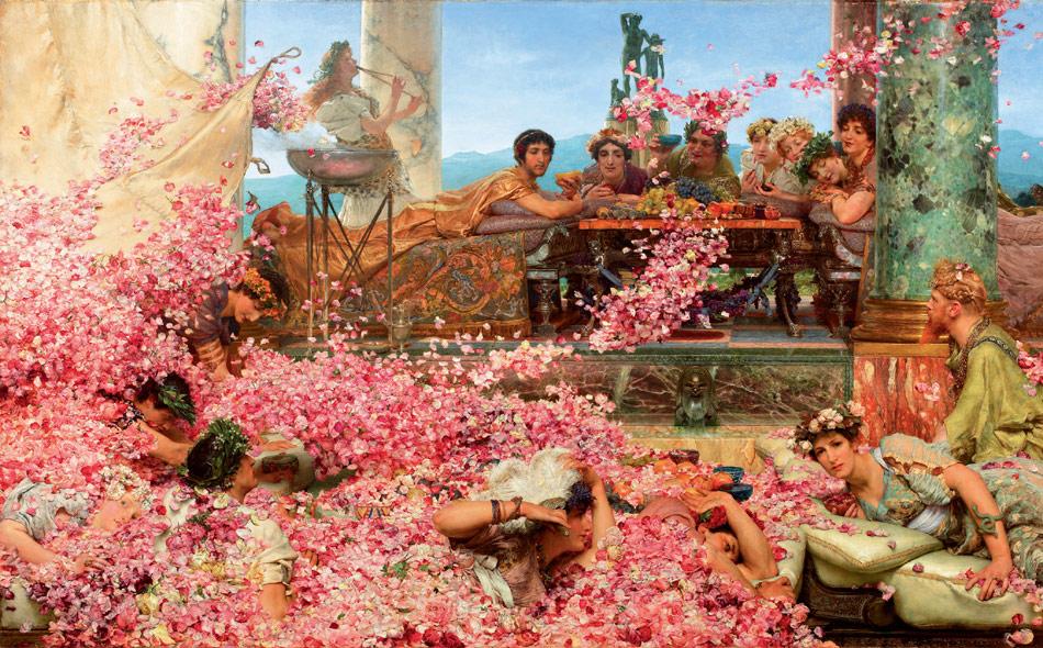 Роза дамасцена е известна не само с аромата, но и с полезните си свойства